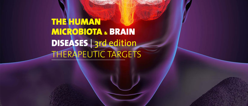 The Human Microbiota & Brain Diseases banner